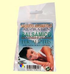Saquet aromàtic efecte balsàmic - Eucaliptus - Aromalia