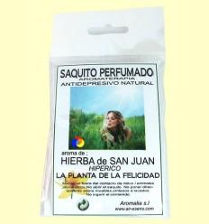 Saquet Perfumat Aromateràpia - Herba de Sant Joan - Aromalia