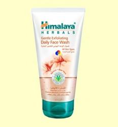 Netejador Facial Exfoliant - Albercoc i Aloe Vera - Himàlaia Herbals - 150 ml