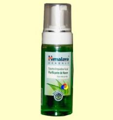 Escuma Netejadora Facial de Neem - Himàlaia Herbals - 150 ml