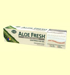 Dentifrici Gel Aloe Fresh Blanquejador - Laboratoris ESI - 100 ml
