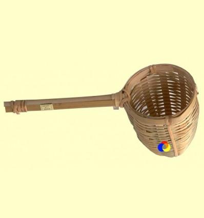 Colador de Te de bambú - Mimasa - 1 unitat