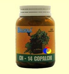 Copalchi - Bellsolà - 100 comprimits