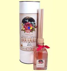 Mikado Ambientador Capil·laritat Bouquet Rosa Blanca - Aromalia - 100 ml