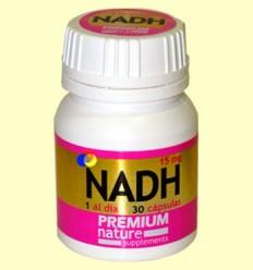 NADH Premium Nature - Pinisan - 30 càpsules