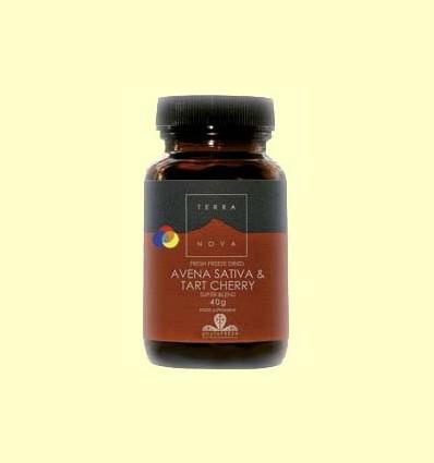 Civada Verda i Guinda - Terra Nova - 40 grams