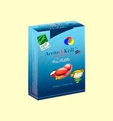 Oli de Krill NKO® Nens - 100% Natural - 60 perles