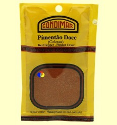 Pebre vermell Dolç - Condimar - 18 grams