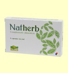 Natherb - Relacions de parella - Laboratori Body Basics - 5 càpsules