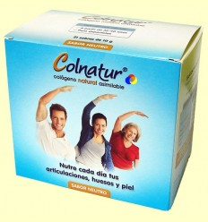 Colnatur - Col·lagen Natural Assimilable - 21 sobres