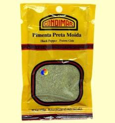 Pebre negre mòlt - Condimar - 18 grams