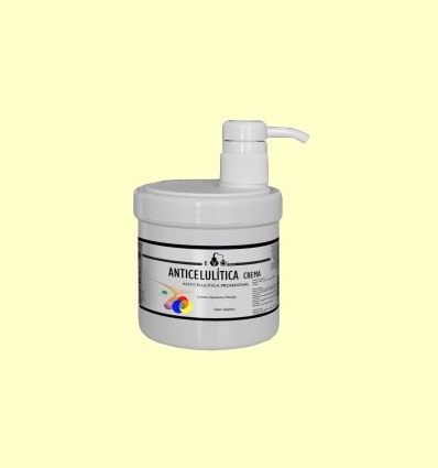 Crema Anticel·lulítica - Terpenic Labs - 500 ml