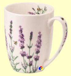 Tassa infusora Mug Lavendel de Porcellana - El Món del Te