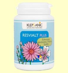 Resvialt Plus - Vies Respiratòries - Klepsanic - 60 càpsules