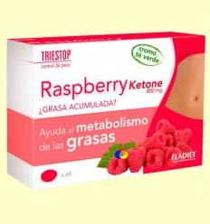 Raspberry Ketone 800 mg - Triestop - Eladiet - 60 comprimits