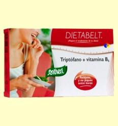Dietabelt Triptòfan + Vitamina B6 - Santiveri - 40 càpsules