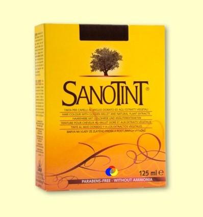 Tint Sanotint Classic - Negre blavós 17 - Sanotint - 125 ml