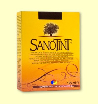 Tint Sanotint Classic - Nabiu 21 - Sanotint - 125 ml