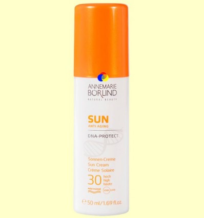 Sun DNA-Protect Crema Solar IP30 Alt - Anne Marie Börlind - 50 ml