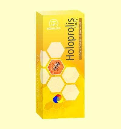 Holoprolis esprai amb olis essencials - Equisalud - 31 ml