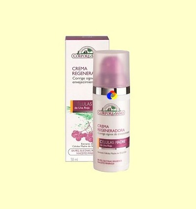 Crema Hidratant Regeneradora Cèl·lules Mare - Corpore Sa - 50 ml