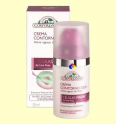 Crema Contorn d'Ulls Cèl·lules Mare - Corpore Sa - 30 ml