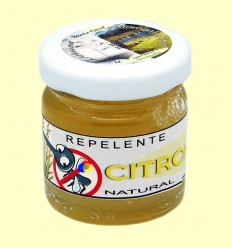 OFERTA-30% - Pot Aromàtic Repel·lent Natural Citronela FORMAT VIATGE - Aromalia - 35 ml