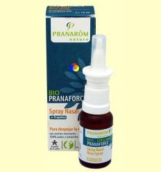 Spray Nasal + Pròpolis - Per aclarir el nas - Pranarom - 15 ml ******
