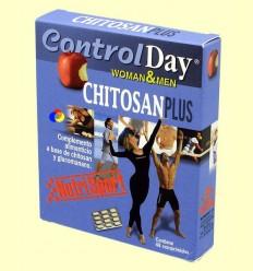 Chitosan Plus - Nutrisport - 48 comprimits