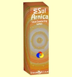 Misol Arnica - Loció reconfortant local - Equisalud - 31 ml