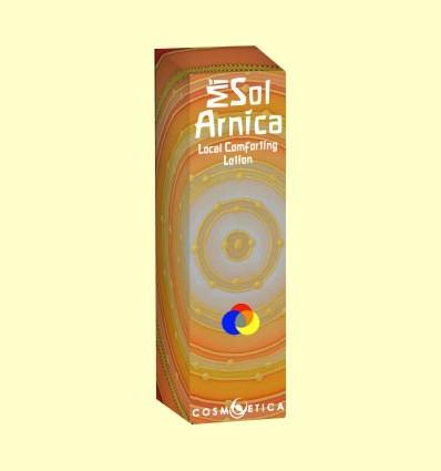 Misol Arnica - Loció reconfortant local - Equisalud - 31 ml