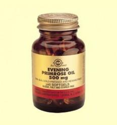 Oli de Prímula de rosa - Solgar - 180 càpsules toves *