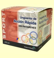 Ungüent d'acció ràpida - Derbós - 100 ml