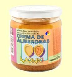 Crema d'ametlles Monki Bio - BioSpirit - 330 grams *
