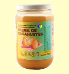 Crema de cacauets Monki Bio - BioSpirit - 650 grams *