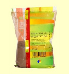 Farina de garrofa light Bio - BioSpirit - 250 grams