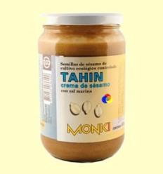 Tahin Monki Bio amb Sal Marina - BioSpirit - 650 grams