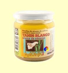 Tahin Blanc Monki Bio - BioSpirit - 330 grams