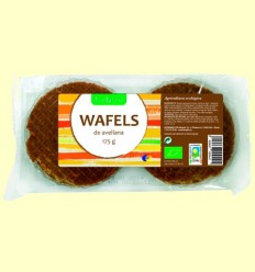 Wafels d'avellana Bio - BioSpirit - 175 grams