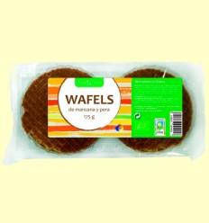 Wafels de poma i pera Bio - BioSpirit - 175 grams