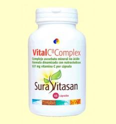 VitalC8 Complex - Sura Vitasan - 45 càpsules