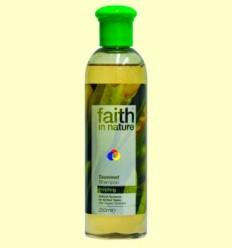 Xampú Algues Marines - Faith in Nature - 250 ml