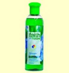 Xampú de Romaní - Faith in Nature - 250 ml