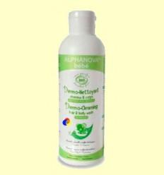 Gel dermonetejador Nadó Ecològic - Alphanova Nadó - 200 ml