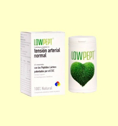Lowpept - Innaves - 60 comprimits
