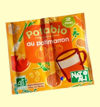 Potabio Carbassa amb Castanyes - Brous i potatges - Nat Ali - 2 x 8,5 grams