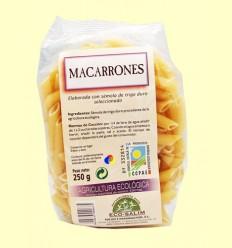 Macarrons Blancs Eco - Eco-Salim - 250 grams
