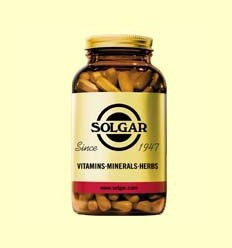 L-Prolina / L-Lisina 500/500 mg - Aminoàcids - Solgar - 90 comprimits