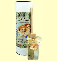 Mikado Ambientador Capil·laritat Bouquet Perfum Celestial - Aromalia - 100 ml