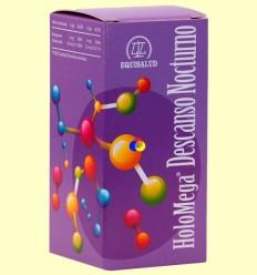 Holomega Descans Nocturn - Equisalud - 50 càpsules